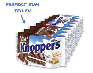 Neu: Knoppers Black&White – Limited Edition