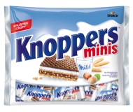 Knoppers Minis Edition